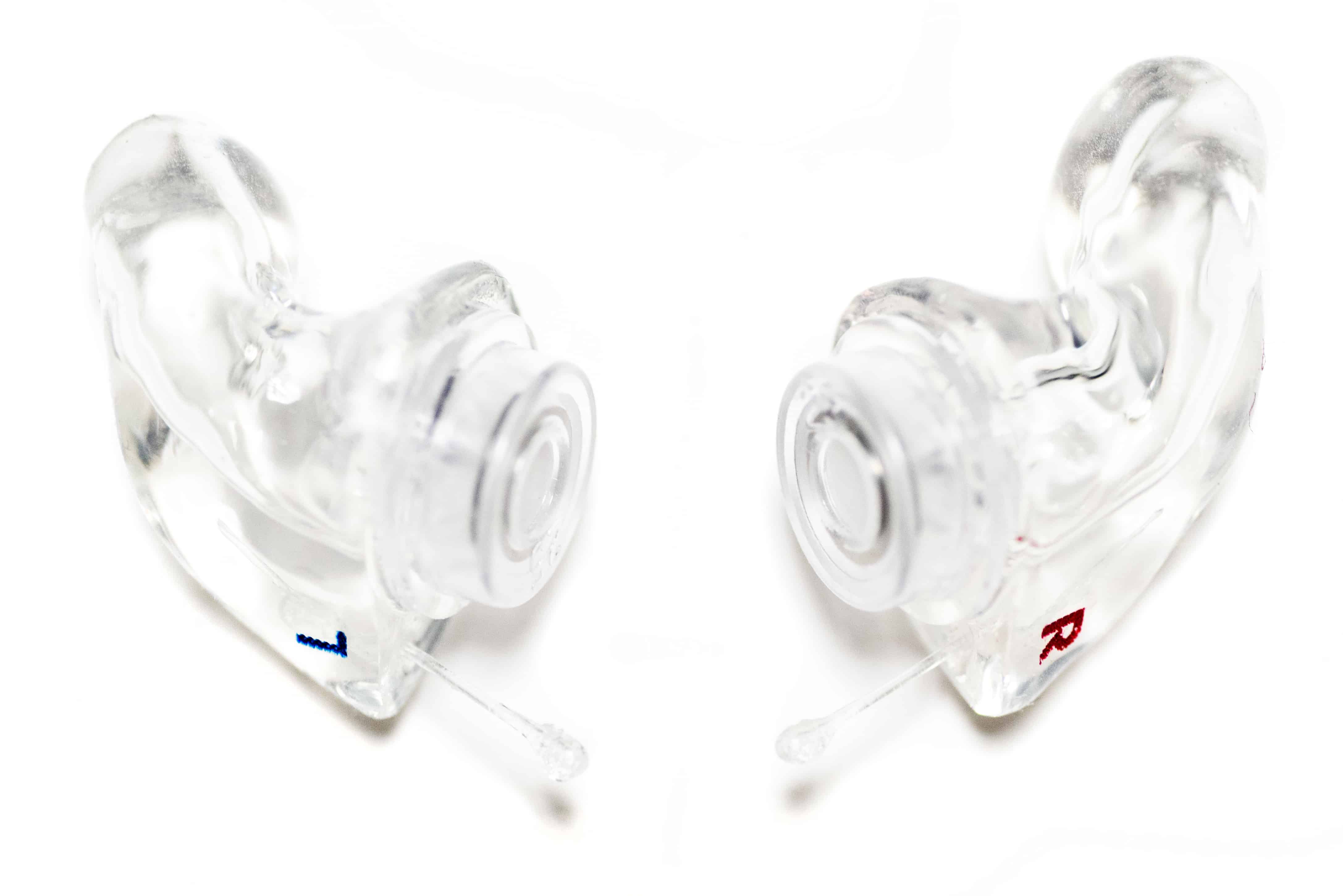 Custom Earplugs and Hearing Protection
